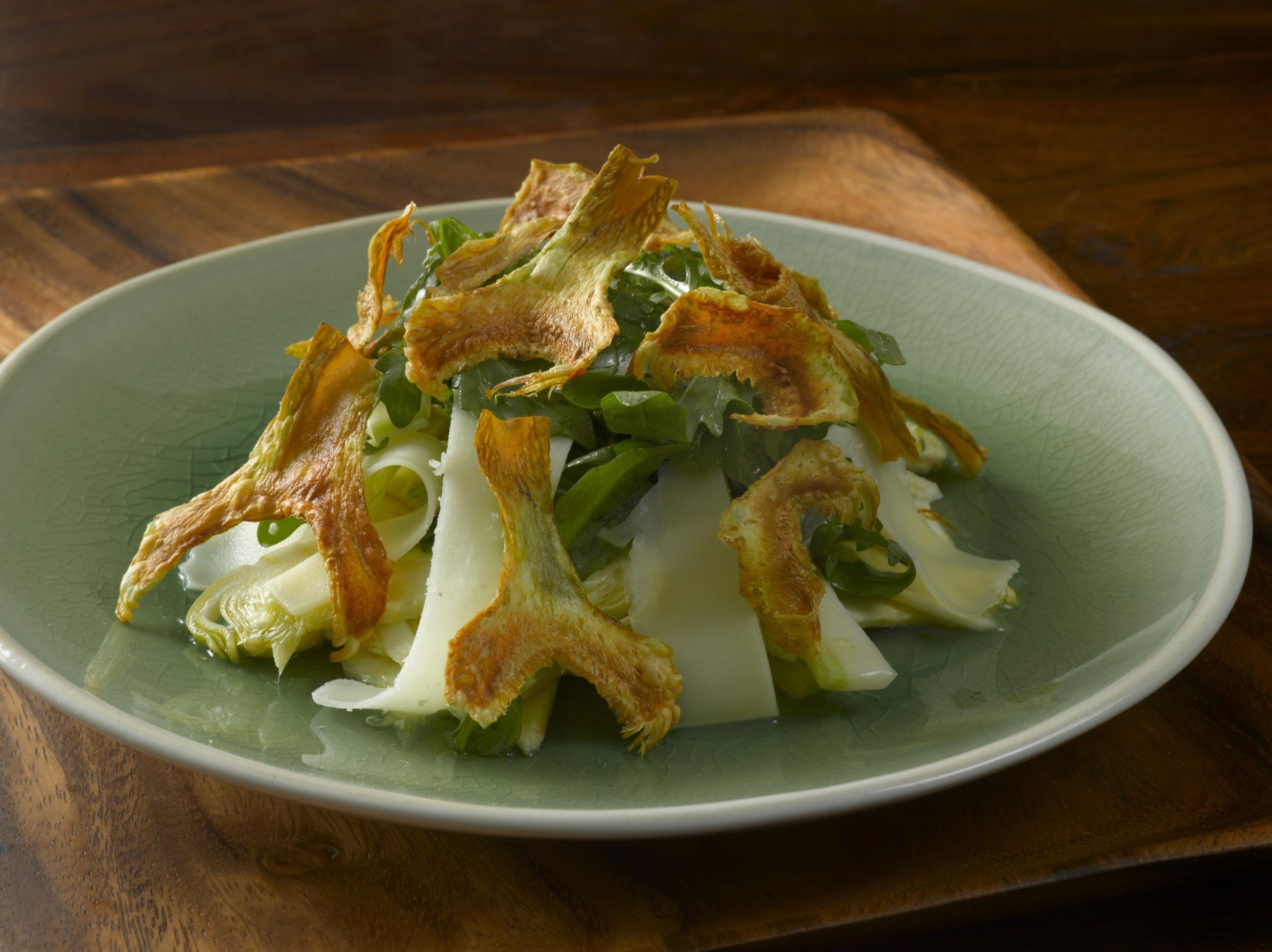 Artichoke Salad with Pecorino