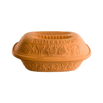Clay Pot, $70  . Like a wok, this is an enormously versatile item. Add a rustic, earthy note to baked dishes.