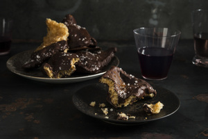 Dark Chocolate Chicharron