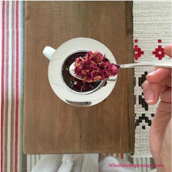 The Surprising Health Benefits of Rose Tea