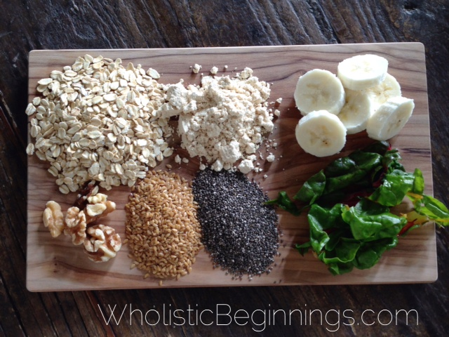 Fast & Yummy - Healthy Oatmeal Cookie Smoothie