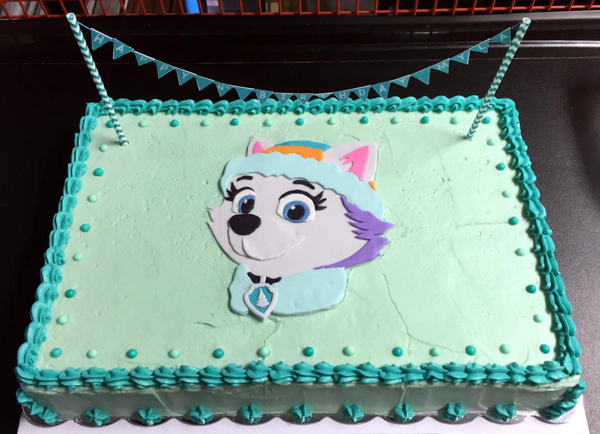 Everest Cake