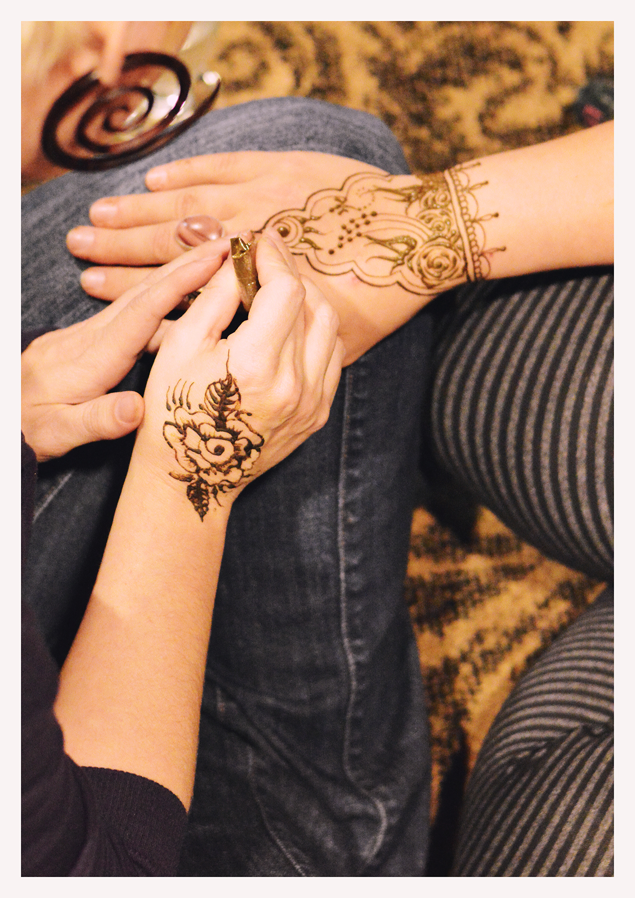 Henna by Jody Beachcomber