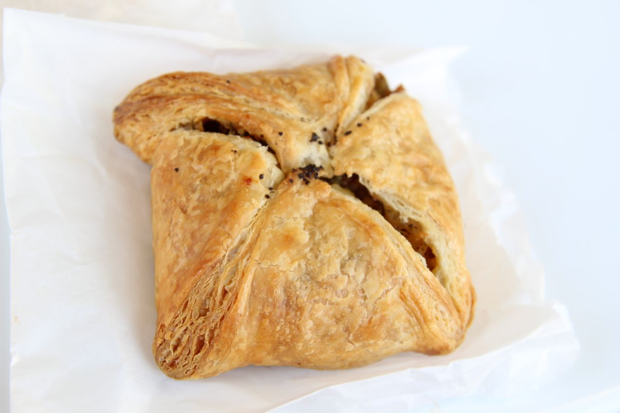 Cheese and Broccoli Pudgie Pie