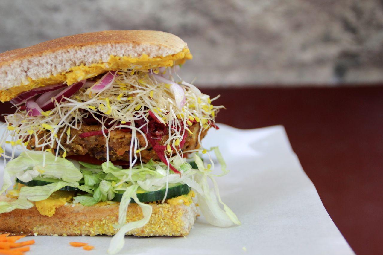 Buddha Burger from Boon