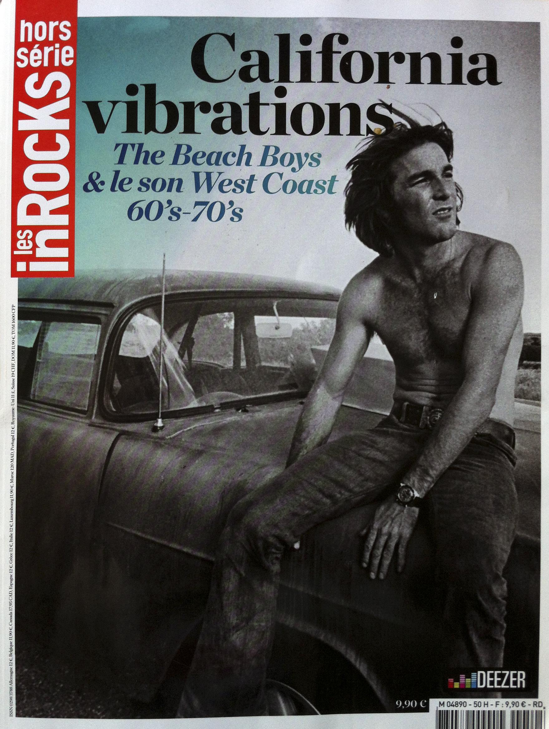 Les Inrocks juin 2011