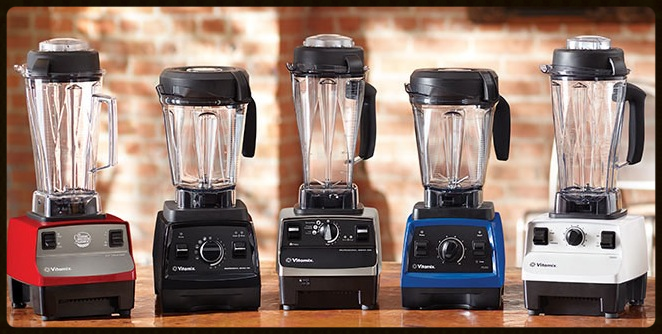 Save some cash and purchase a Certified Reconditioned Vitamix Blender. Includes a full 5 year warranty.