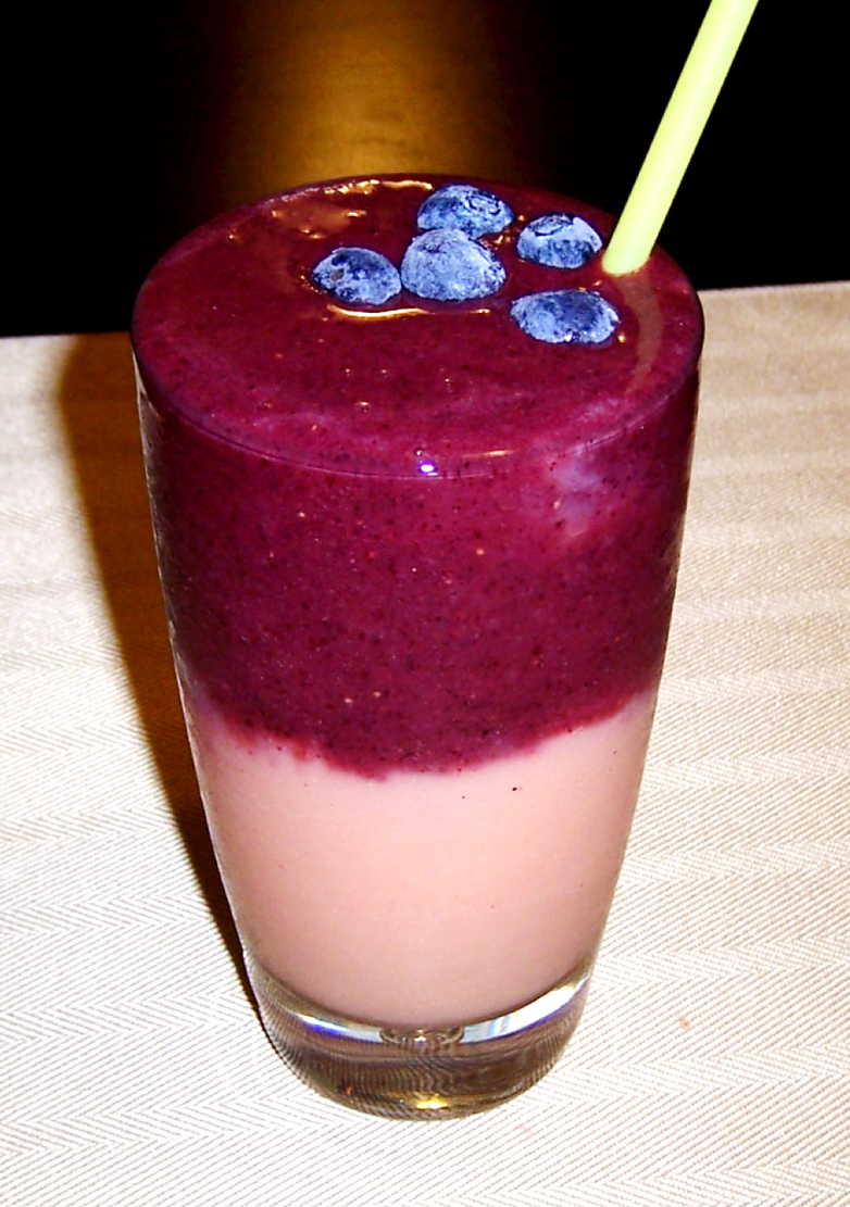 Blueberry Tropical Fruit Fusion