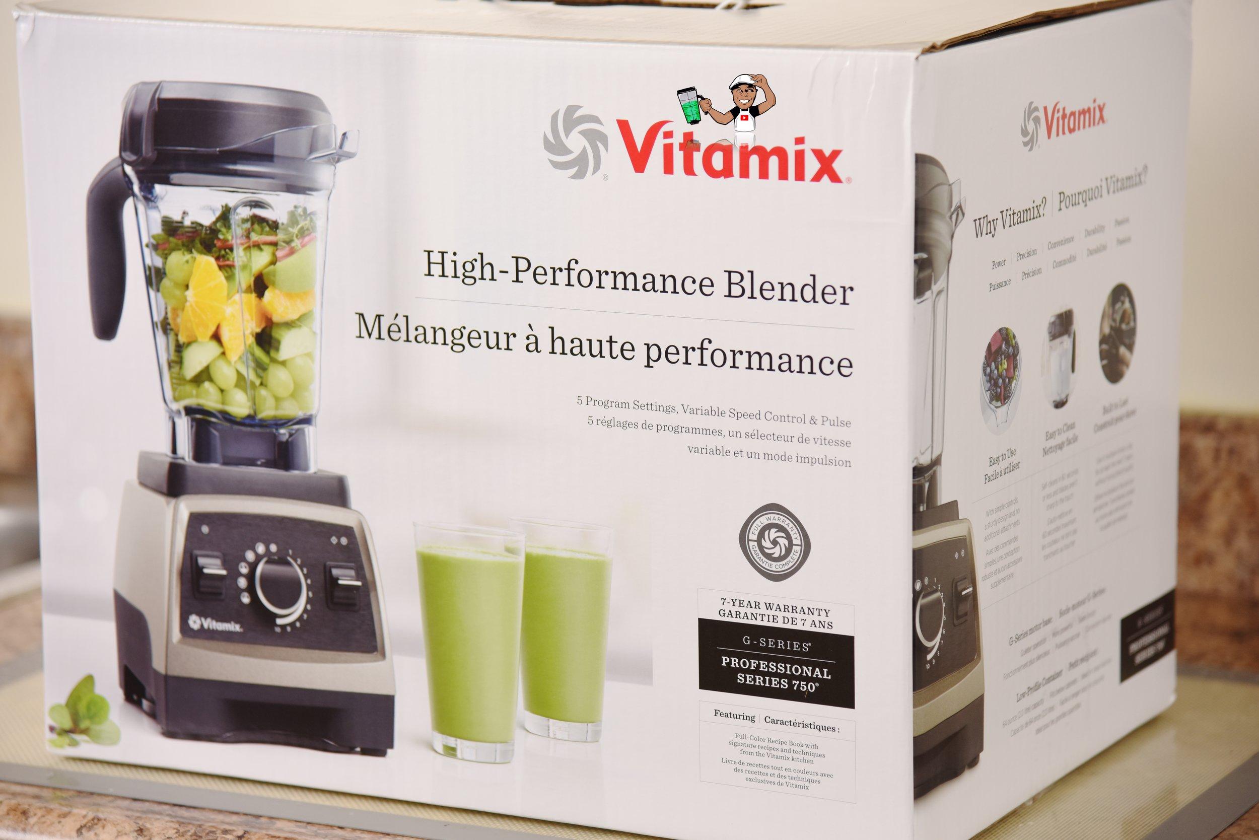 Vitamix Pro 750 Pearl Grey