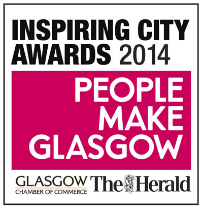 People Make Glasgow Insipring City Award