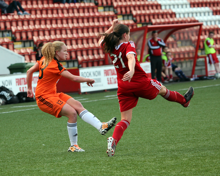 Courtney Whyte in action. Image by Andy Buist