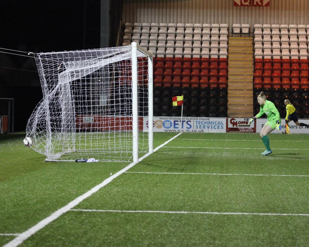 The Winning Goal. Image by Andy Buist