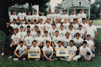Summer leadership camp (Badger Boys State) taught very little about politics. But I did have a future Governor as my camp counselor. I won't give it away…email me if you figure out who and where that Guv is standing both then and now.