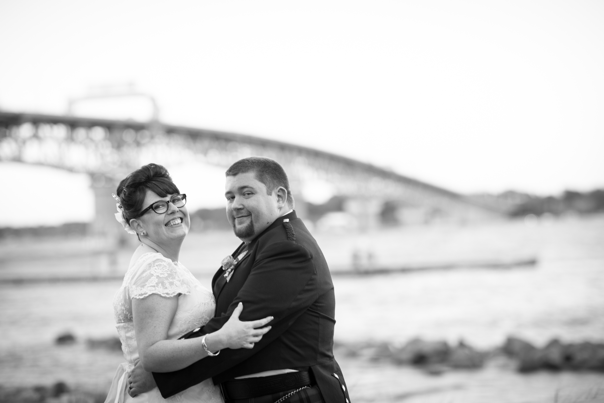 Yorktown Virginia waterfront wedding