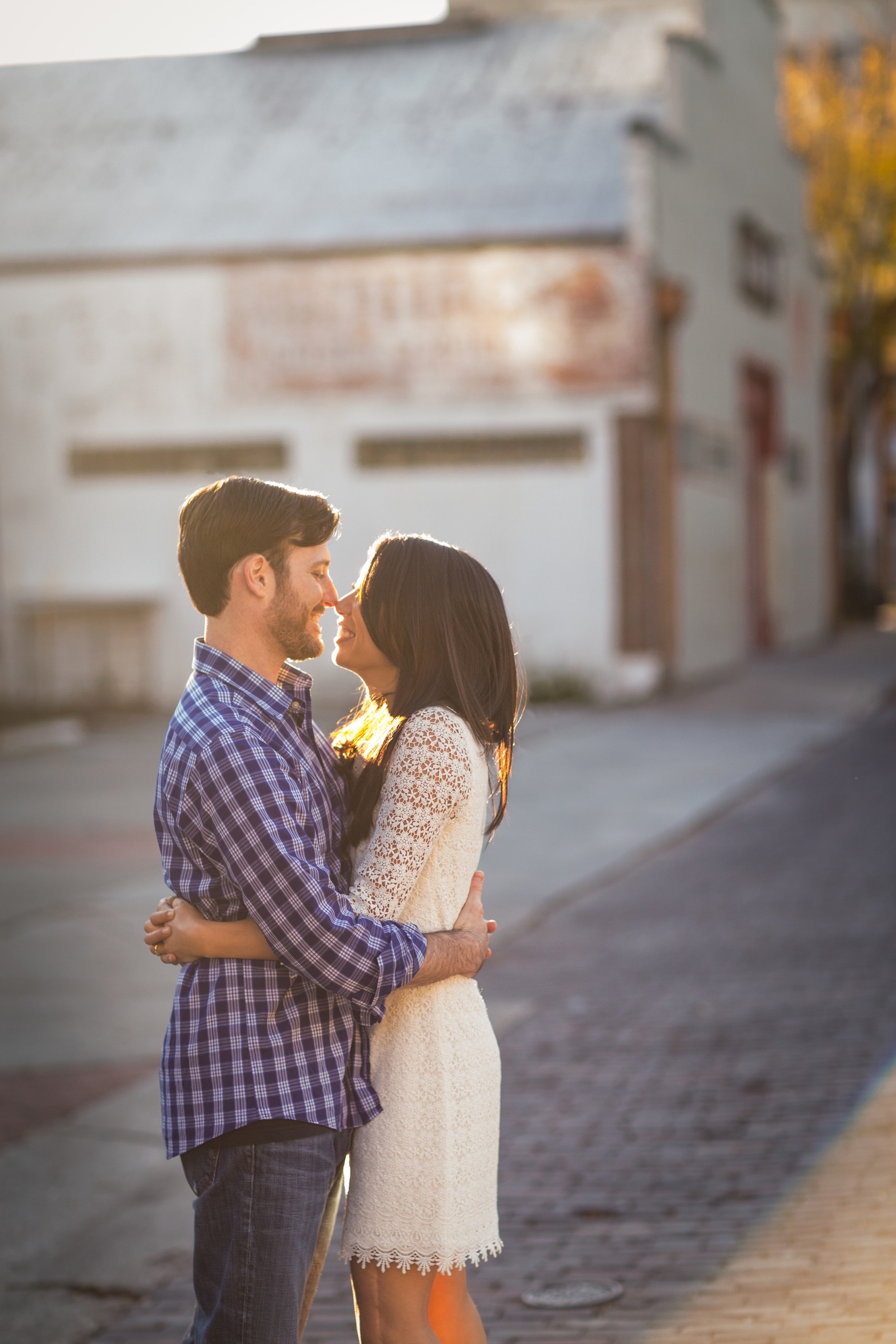 Downtown Gainesville engagement