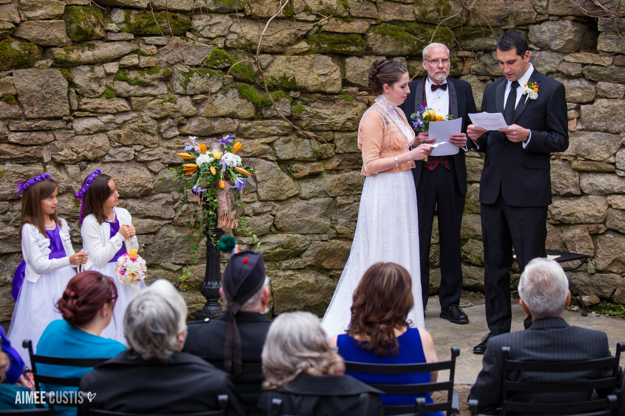 the Mill at Fine Creek wedding photography