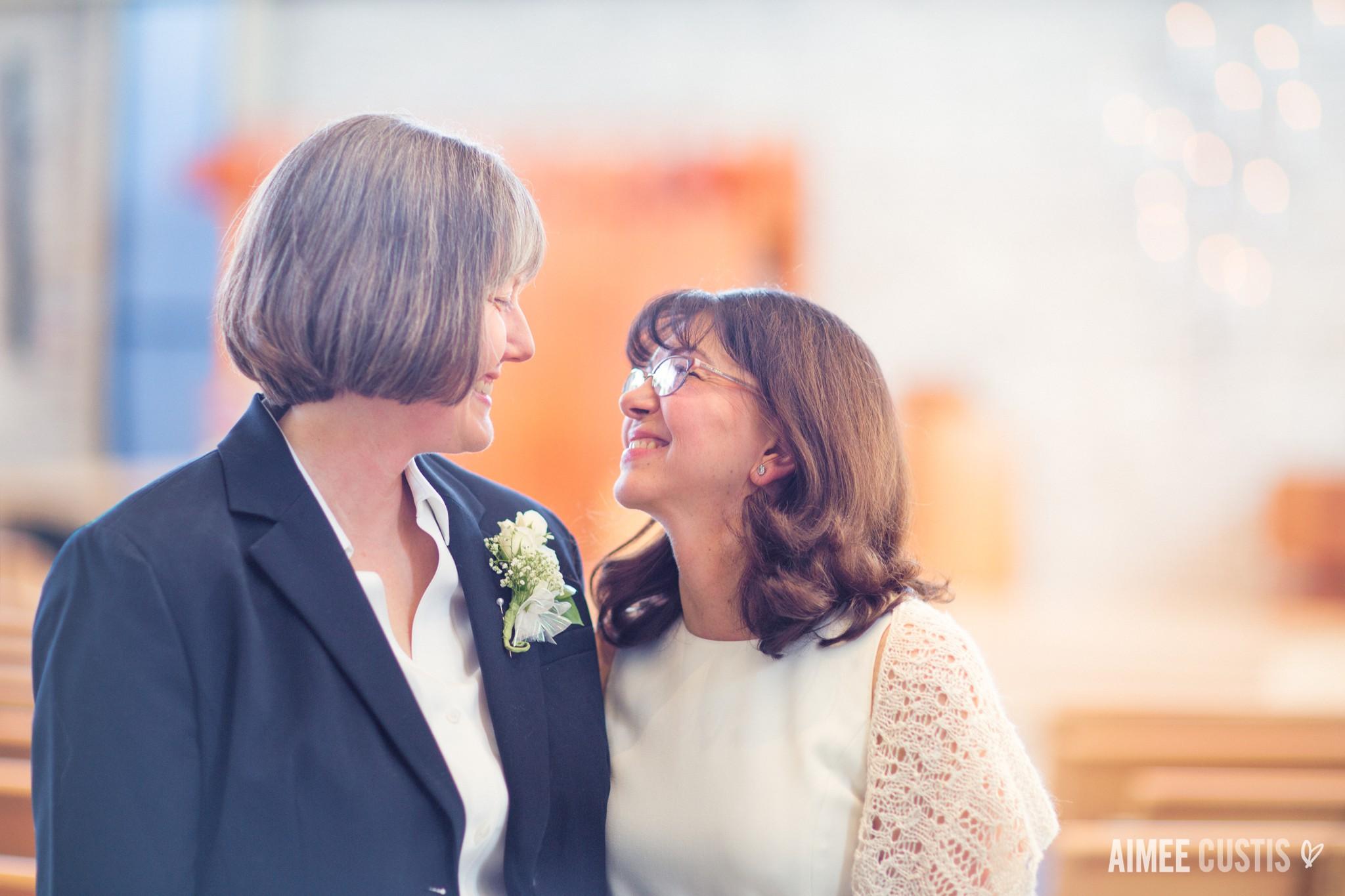 Virginia same sex wedding photography