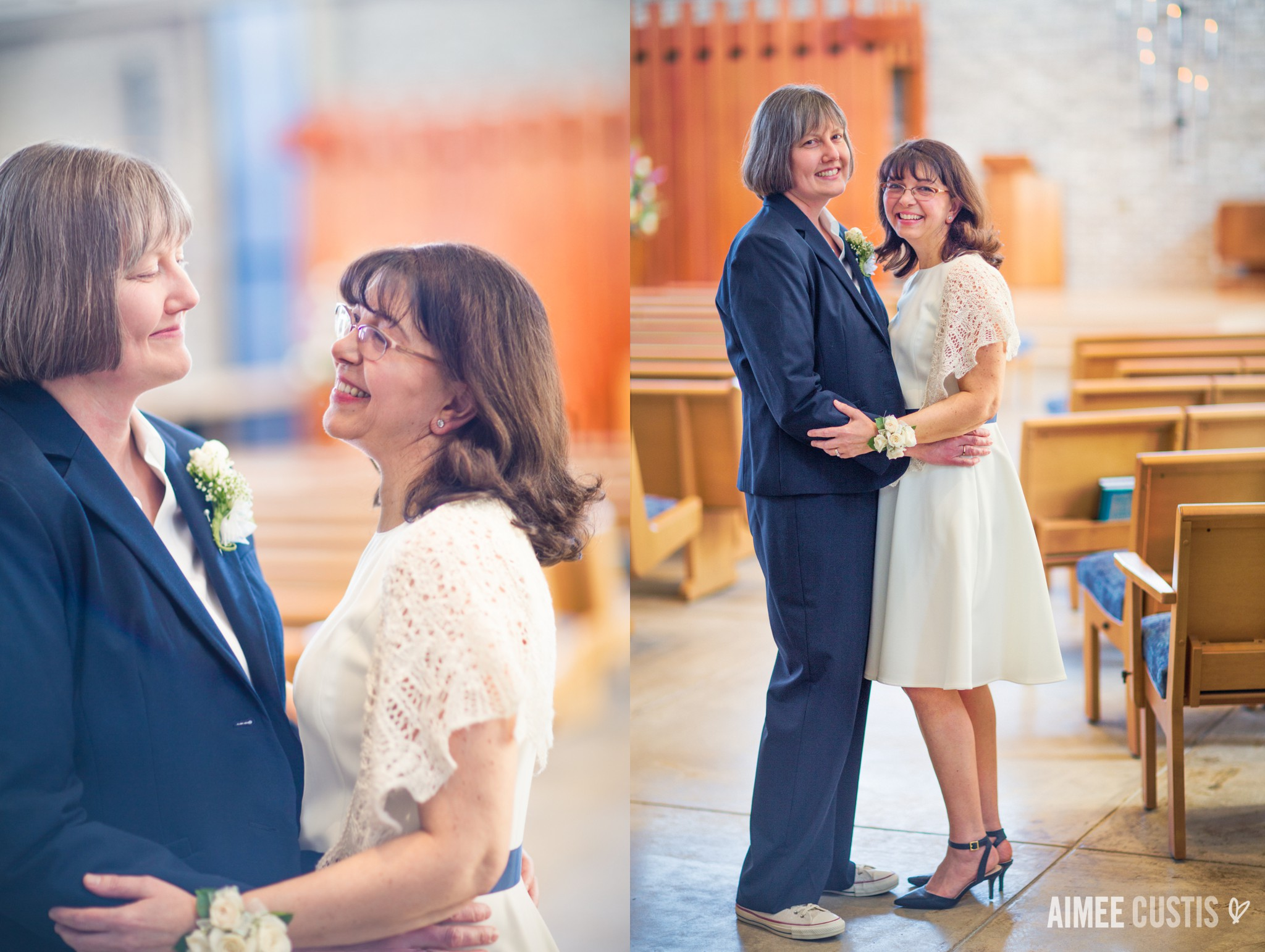 Virginia lesbian wedding
