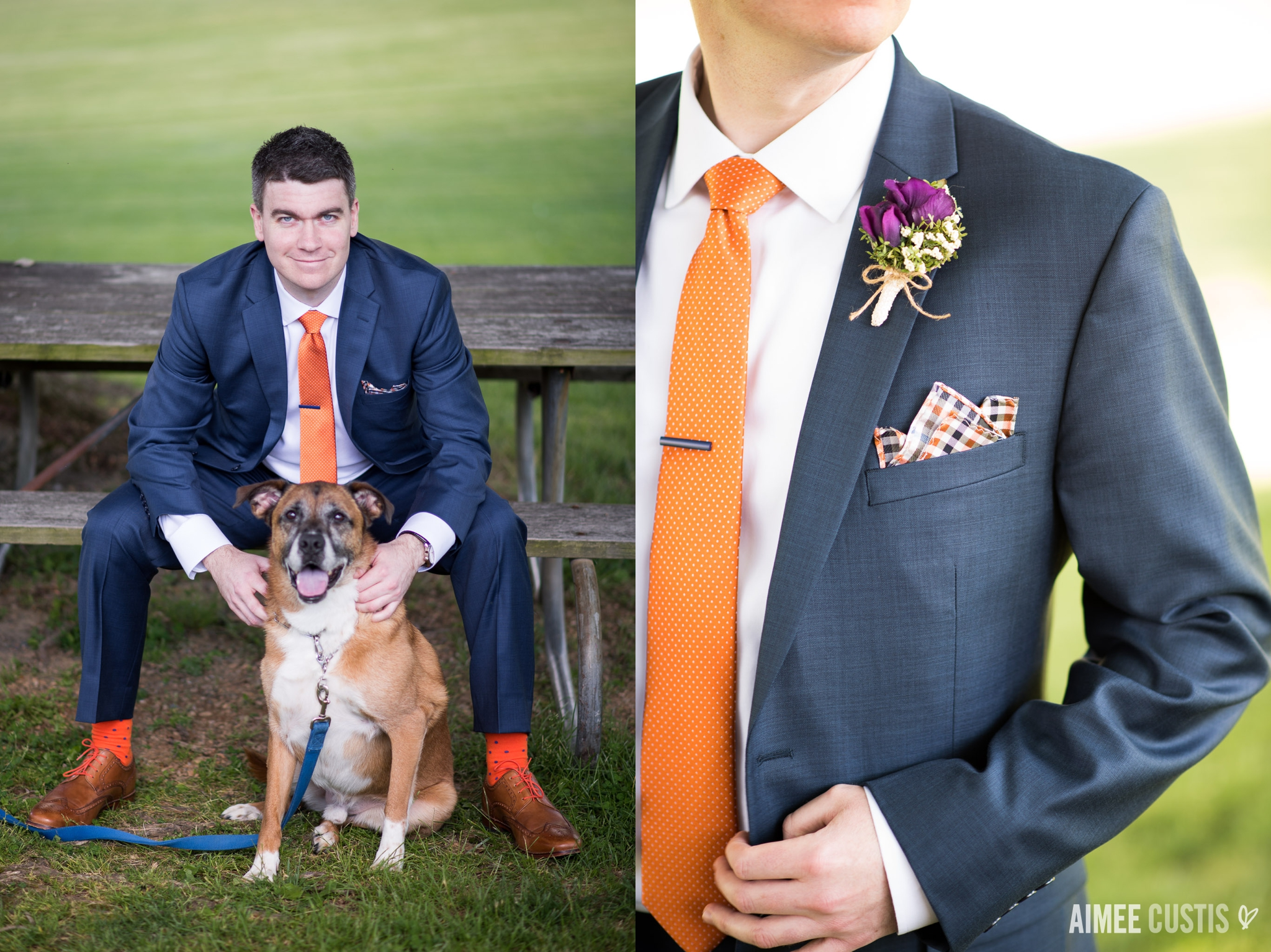 Smokey Glen Farm wedding photographer