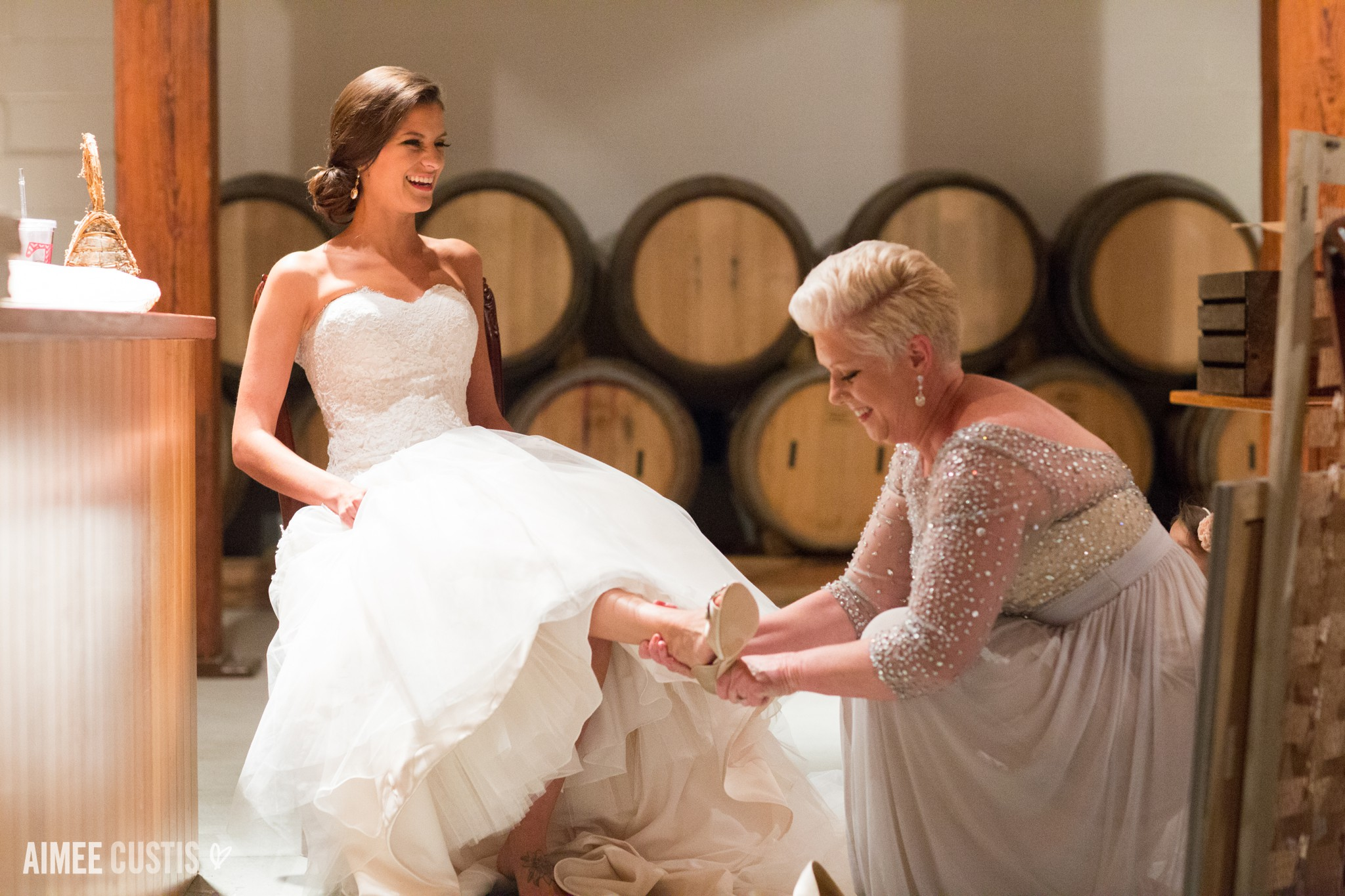 New Kent winery wedding pictures