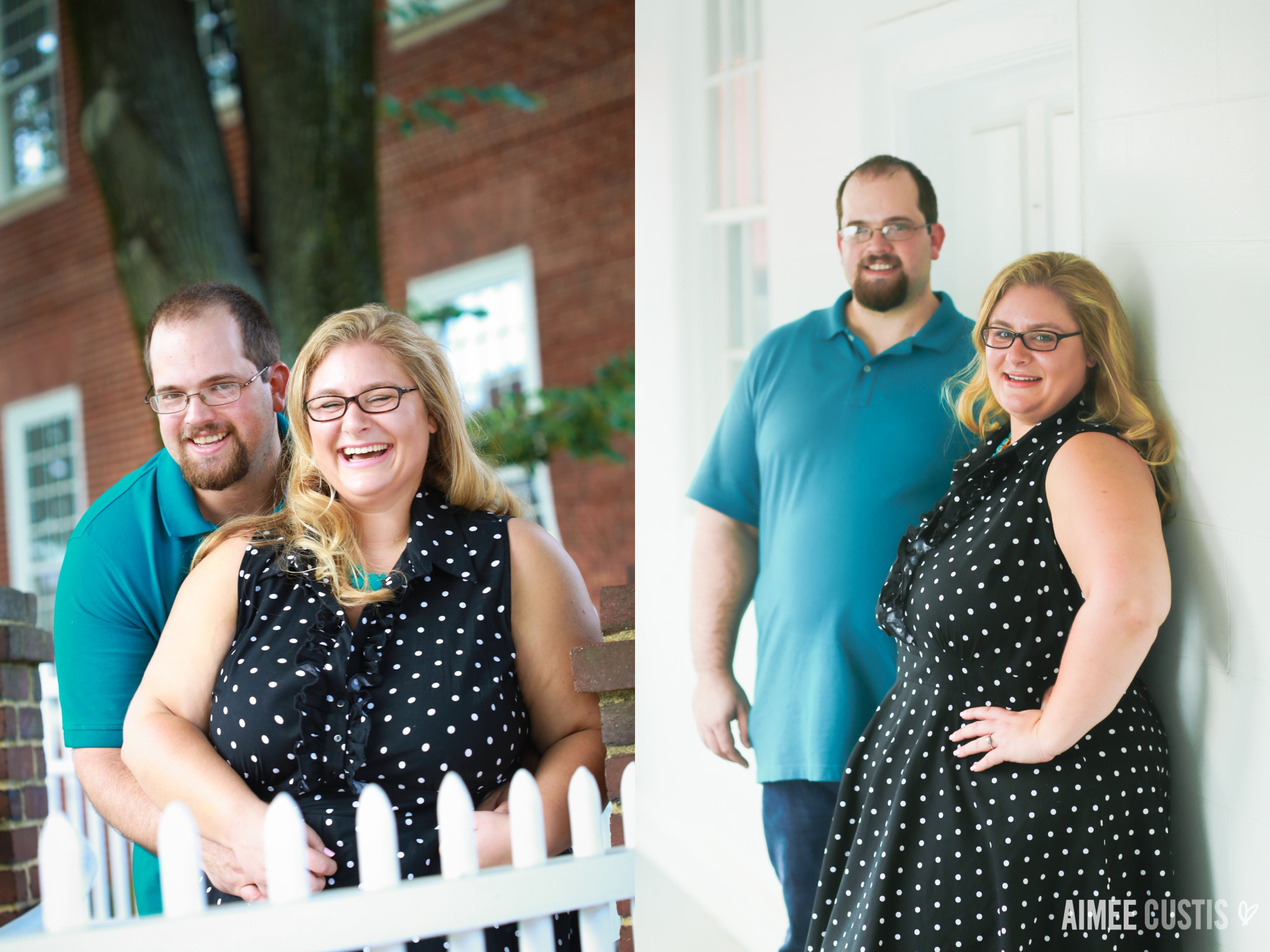 Annapolis engagement photography
