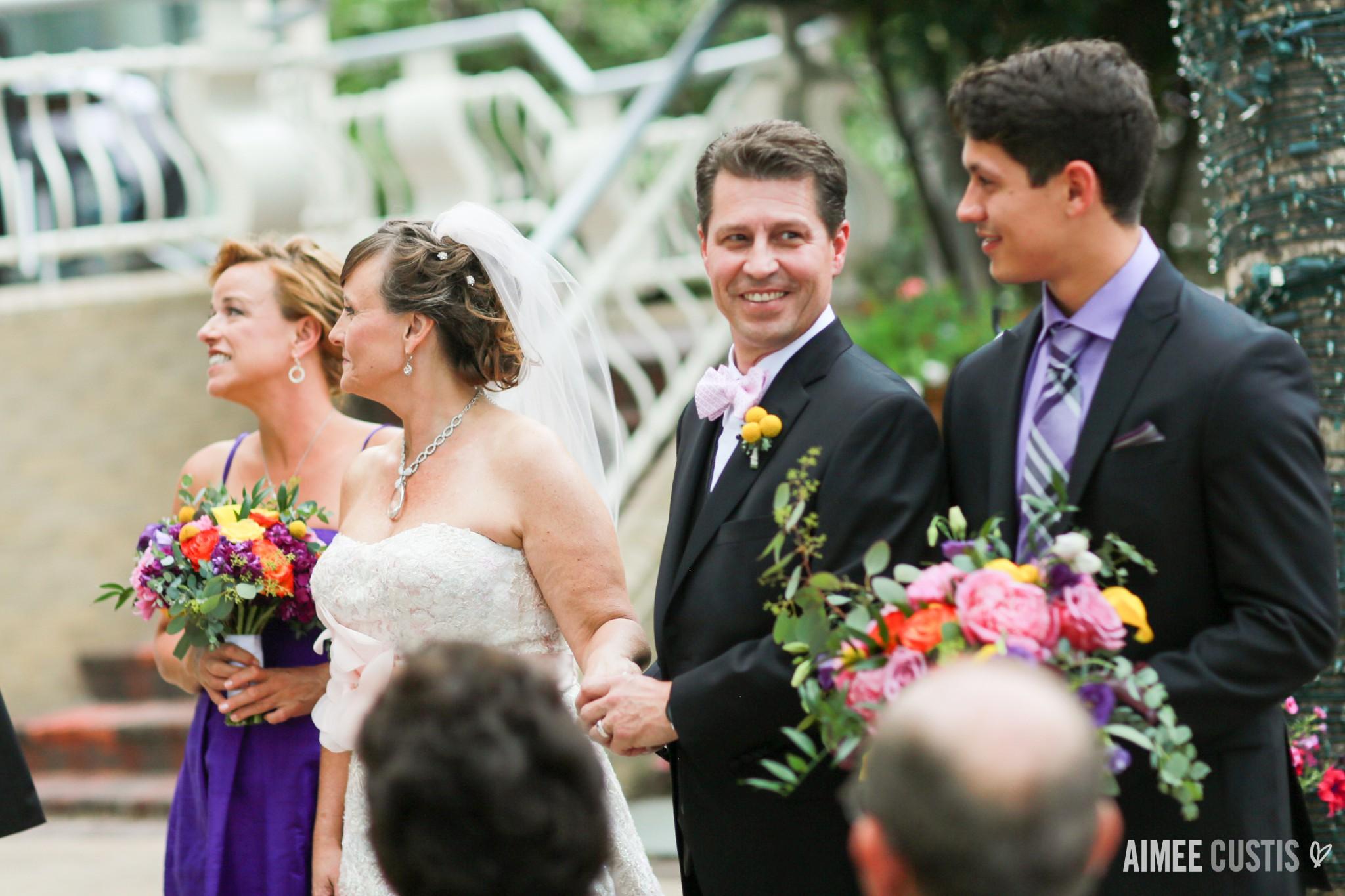 Sequoia wedding Washington DC