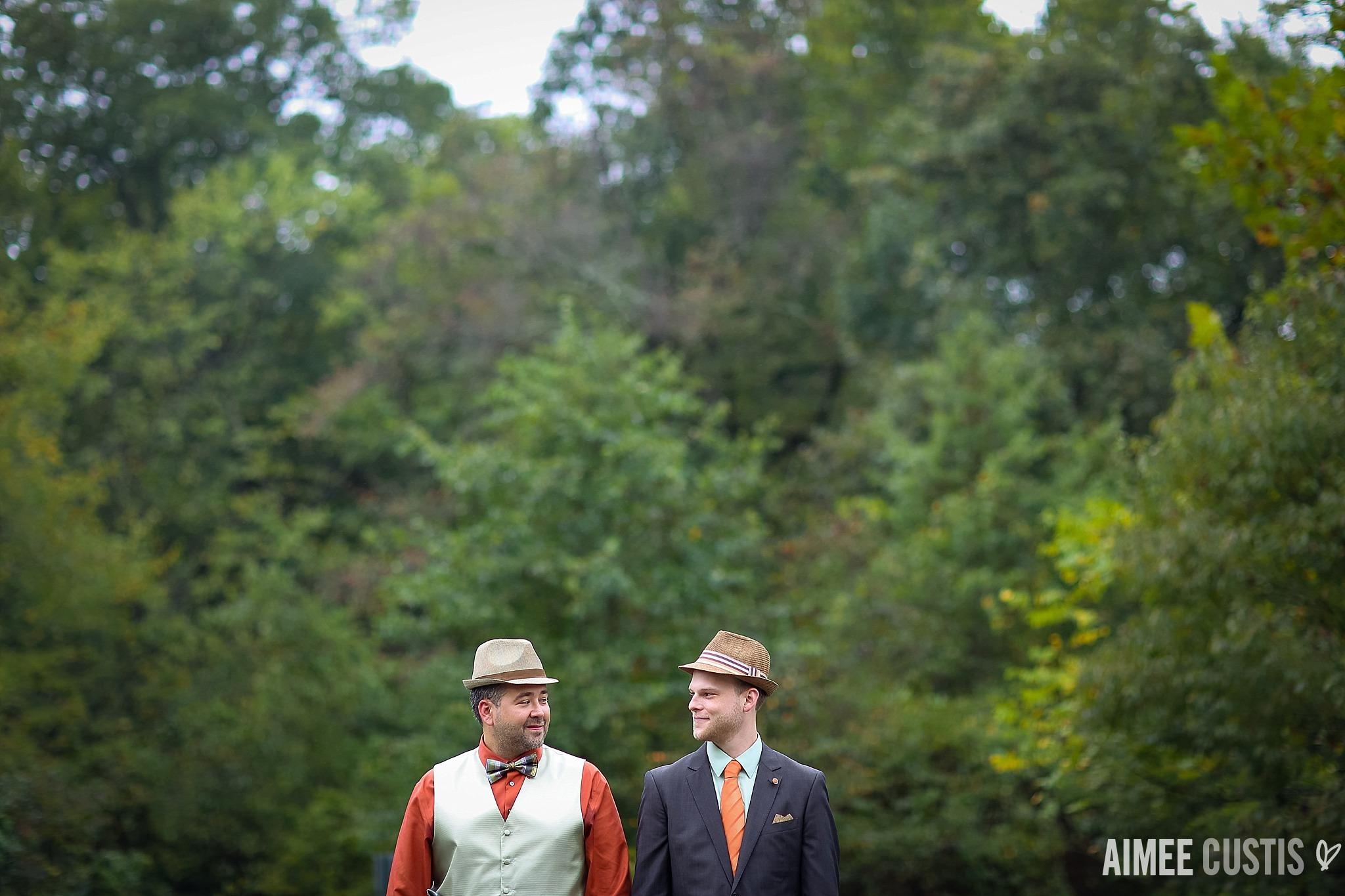 Northern Virginia same sex wedding photography