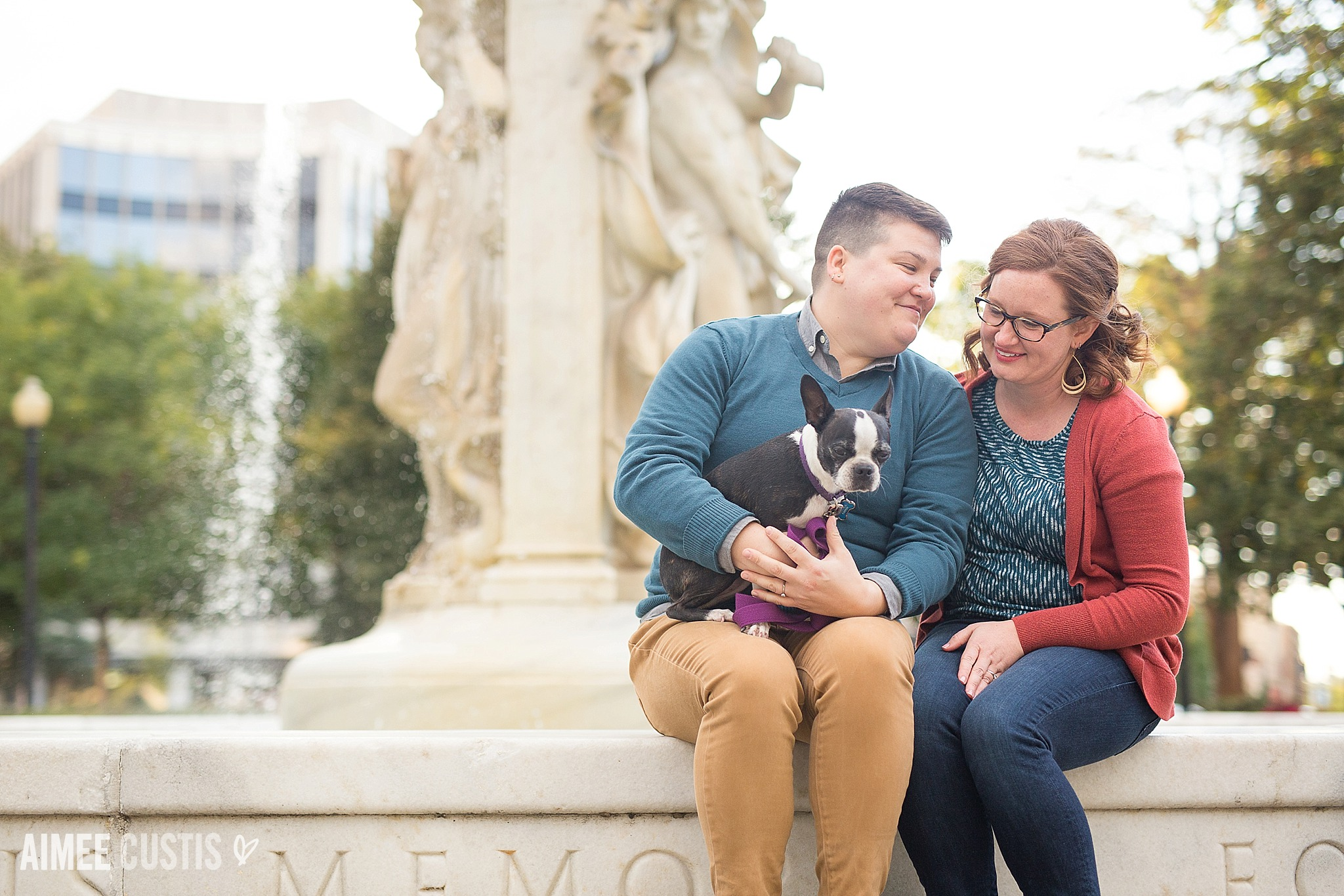 Washington DC same sex wedding photography