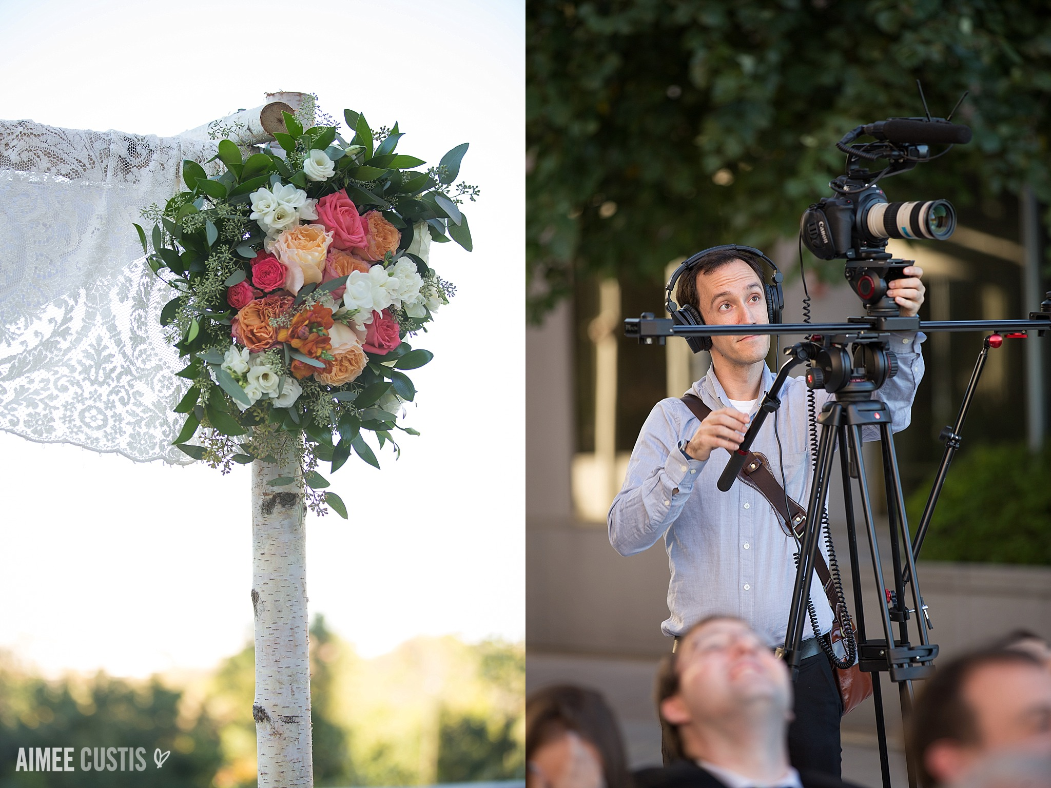 Key in Films DC wedding videography