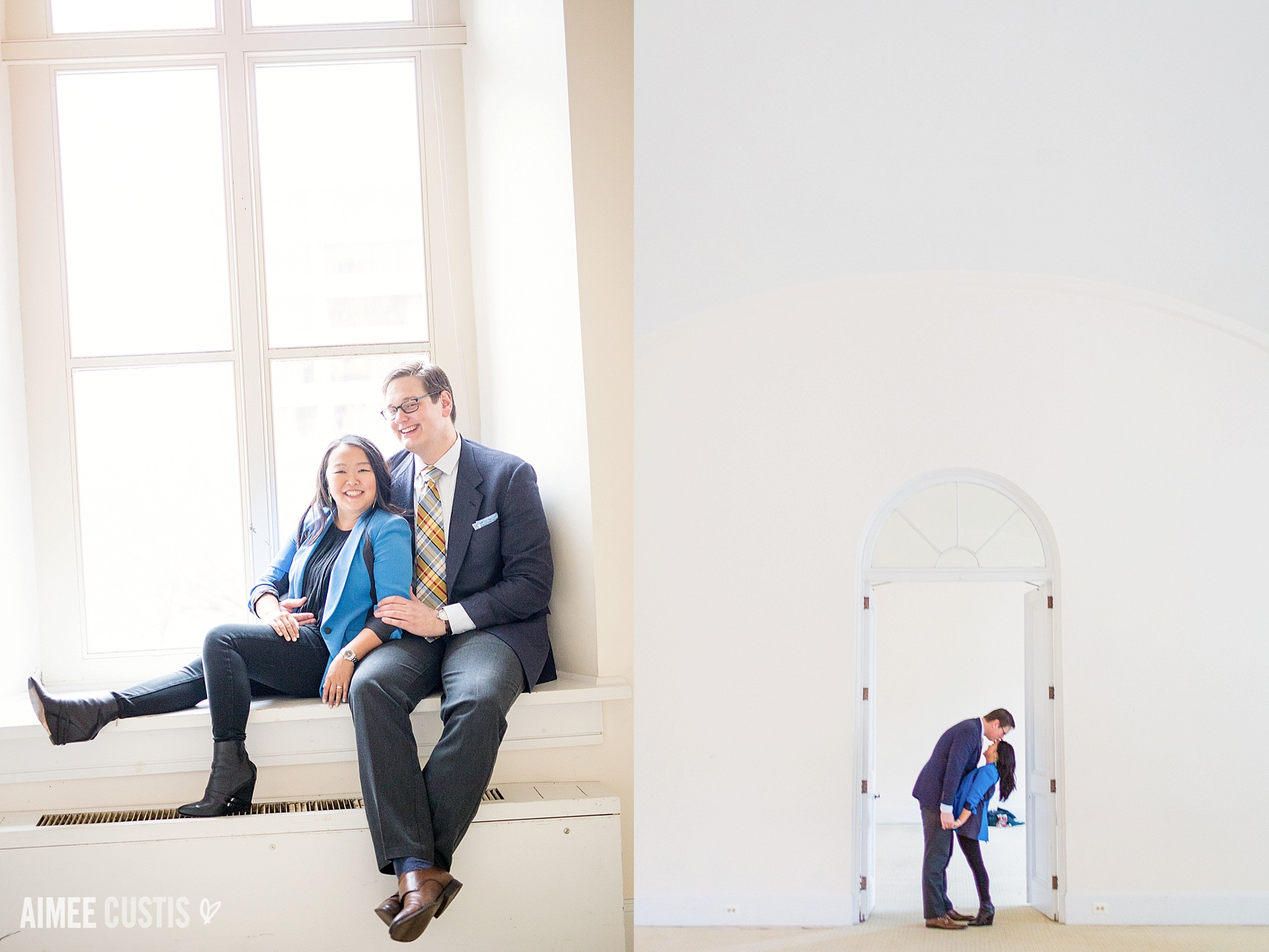 National Building Museum engagement session