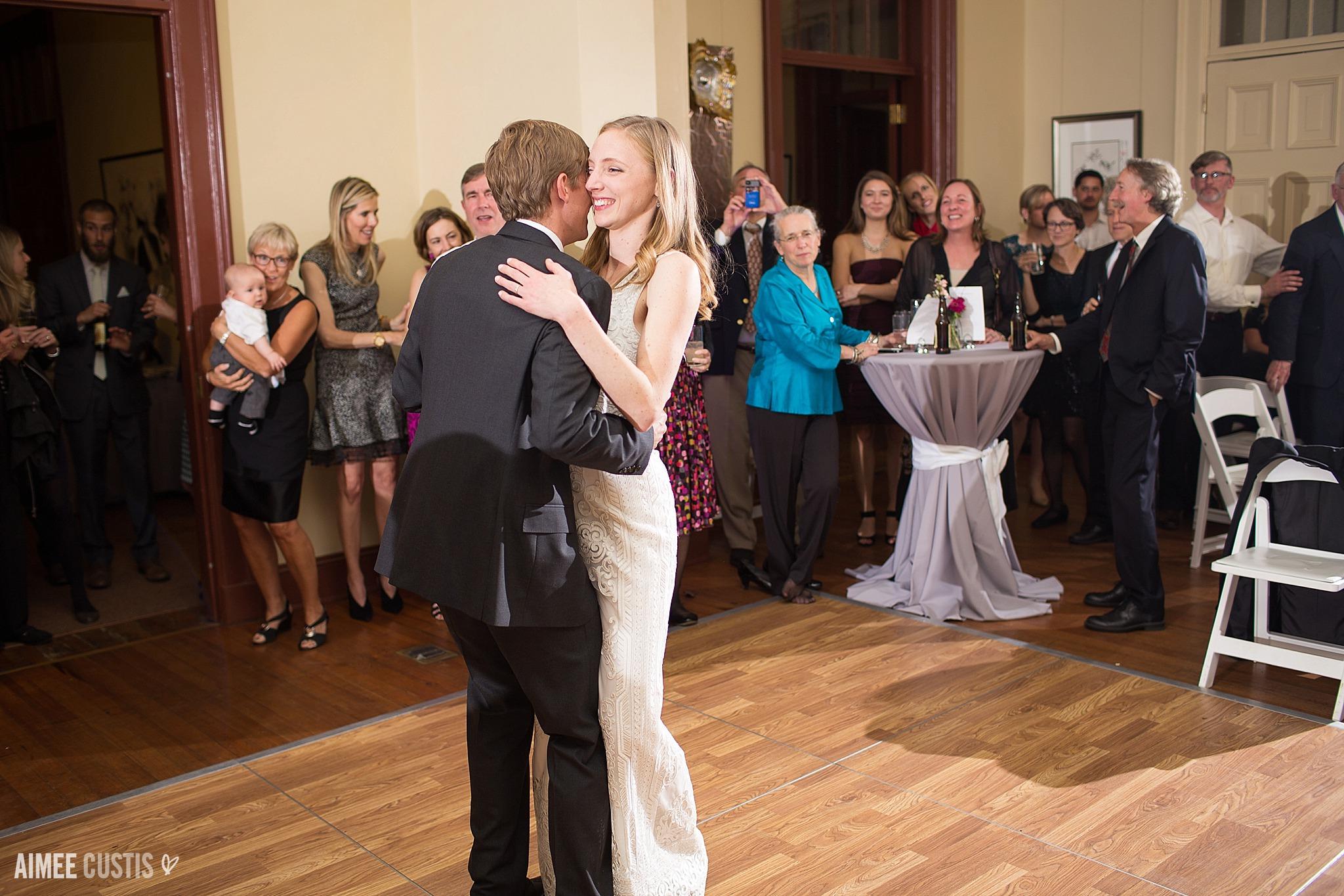 romantic Capitol Hill Washington DC Hill Center wedding photography
