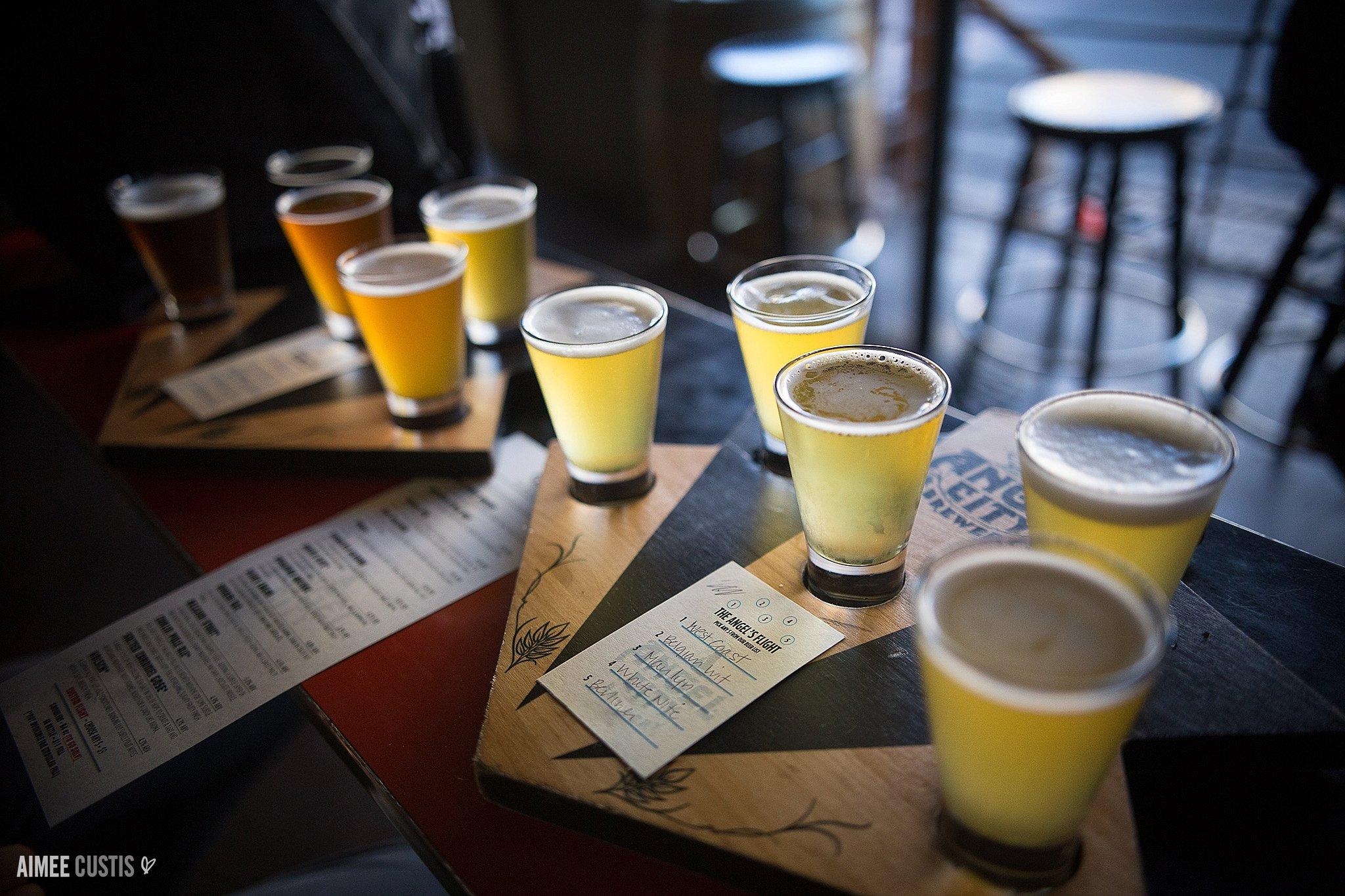Angel City Brewery Los Angeles