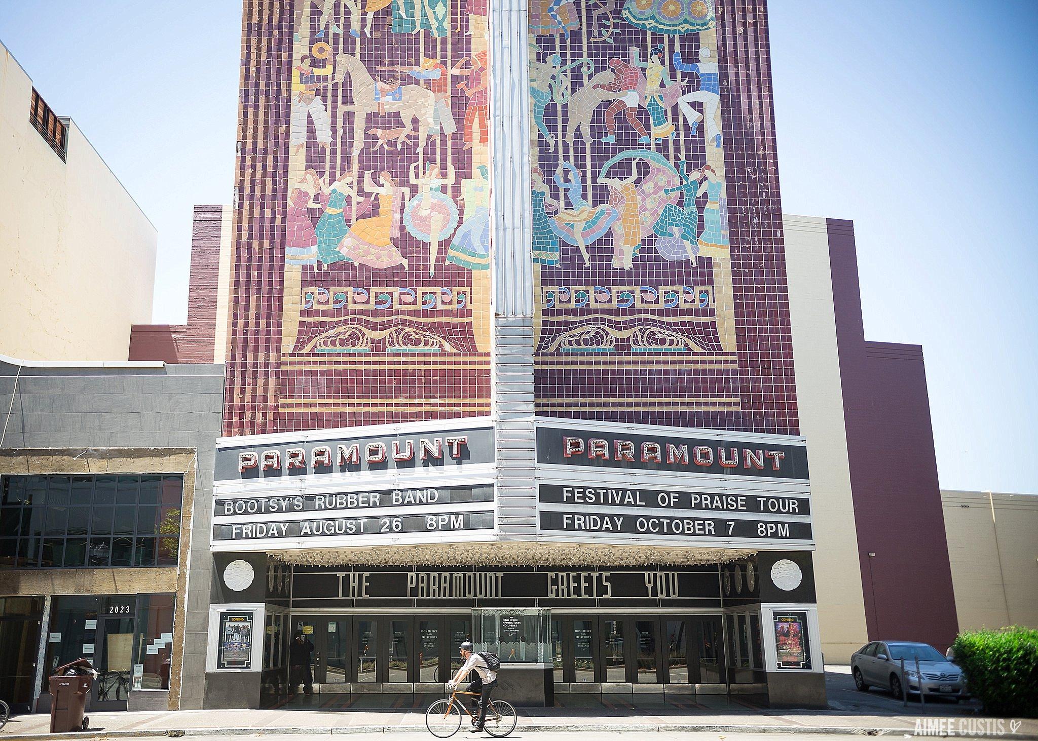 oakland paramount theater