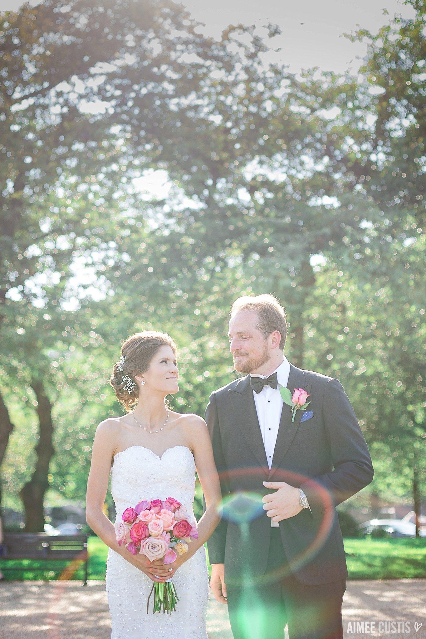 artistic Eastern Market DC wedding photography