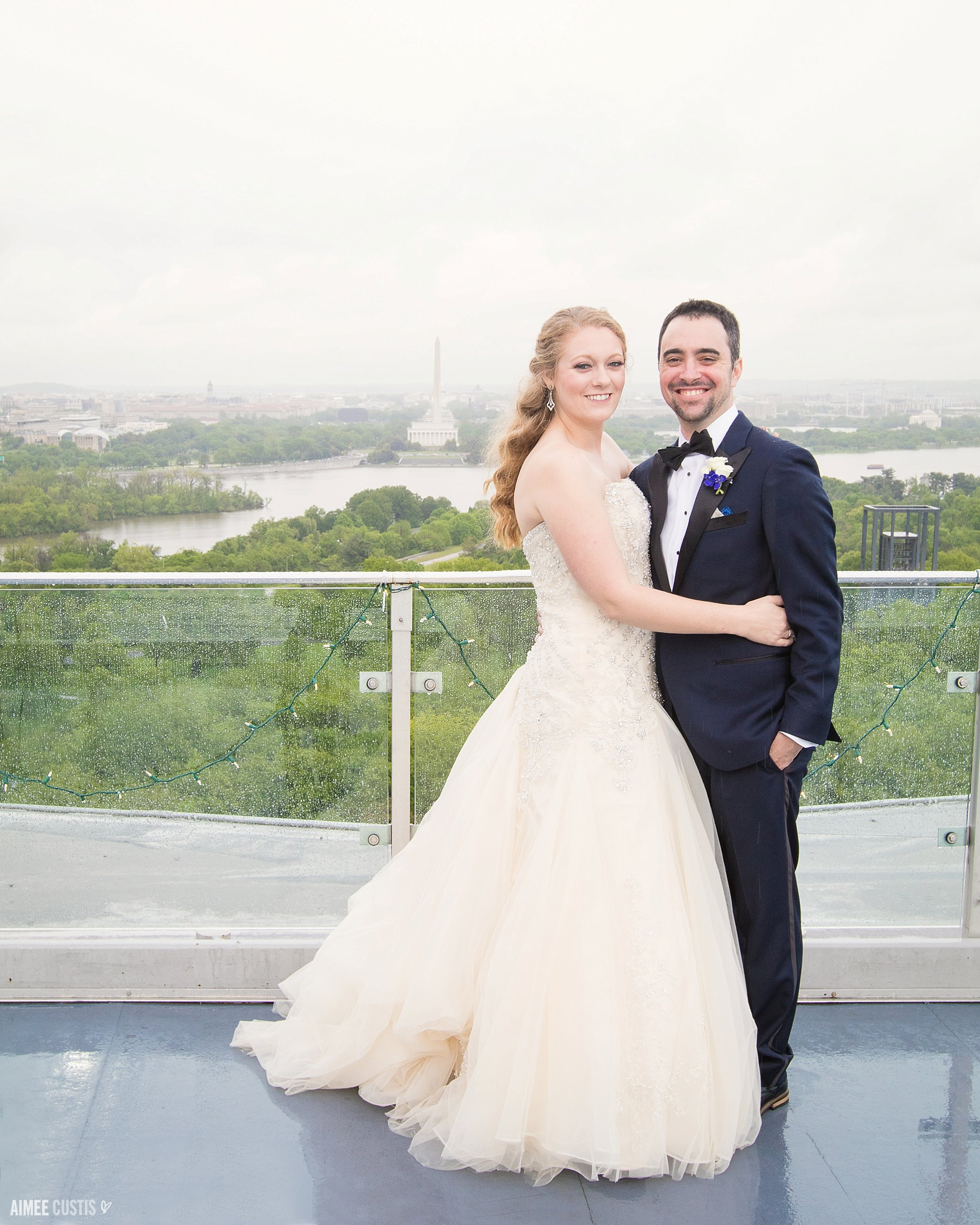 Top of the Town wedding photography