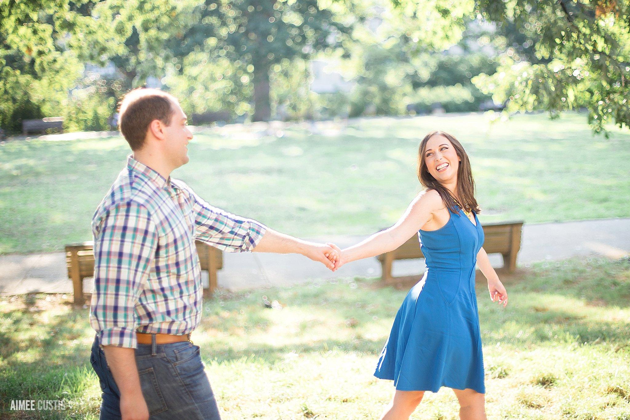 timeless washington dc engagement photography