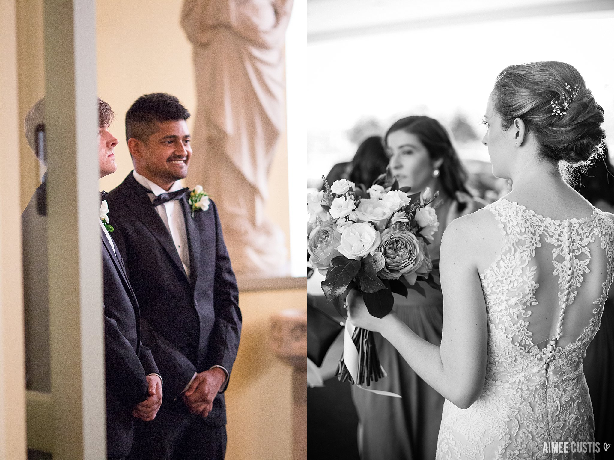 romantic classic Washington DC wedding photography