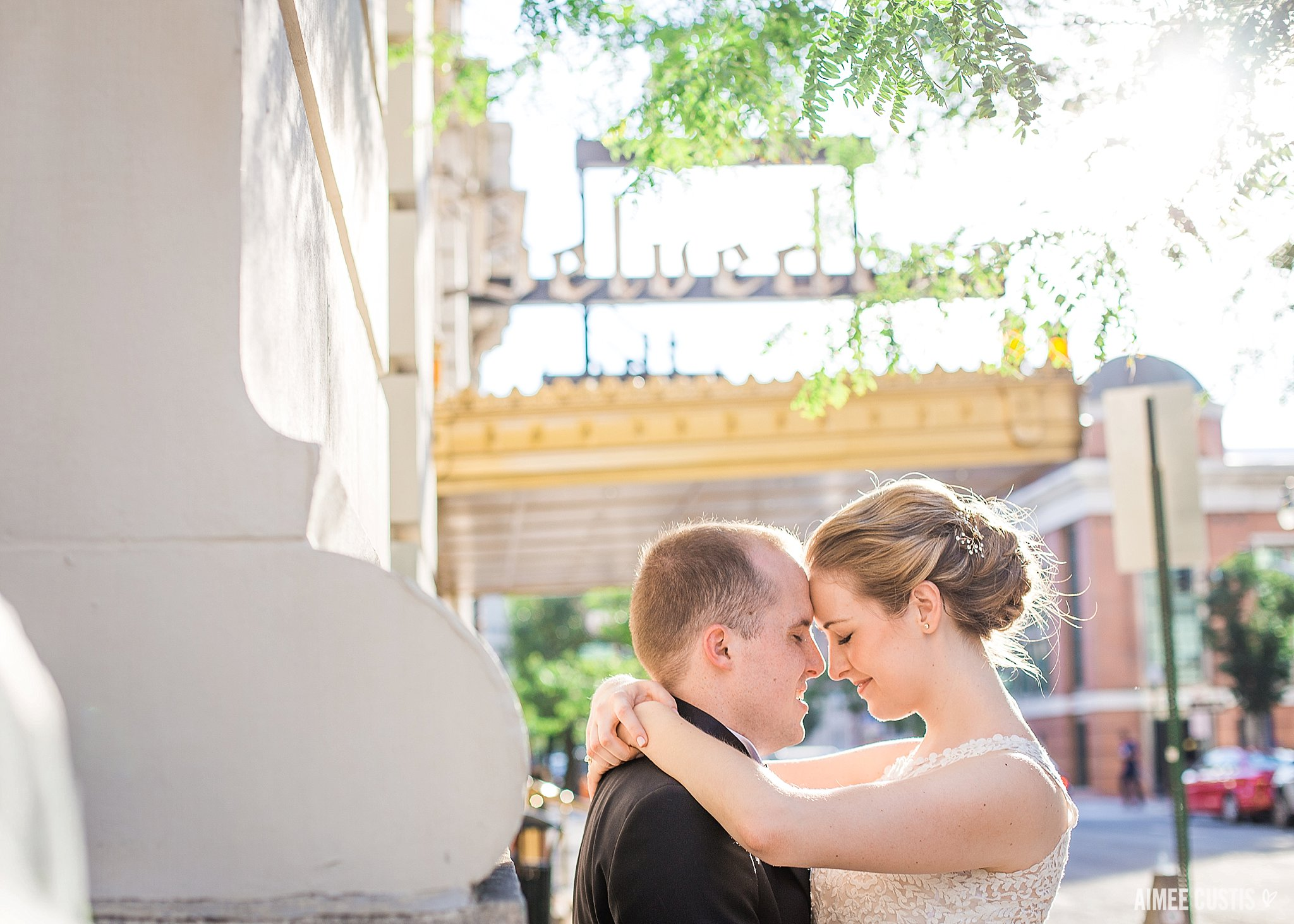 emotional classic belvedere hotel wedding photographers
