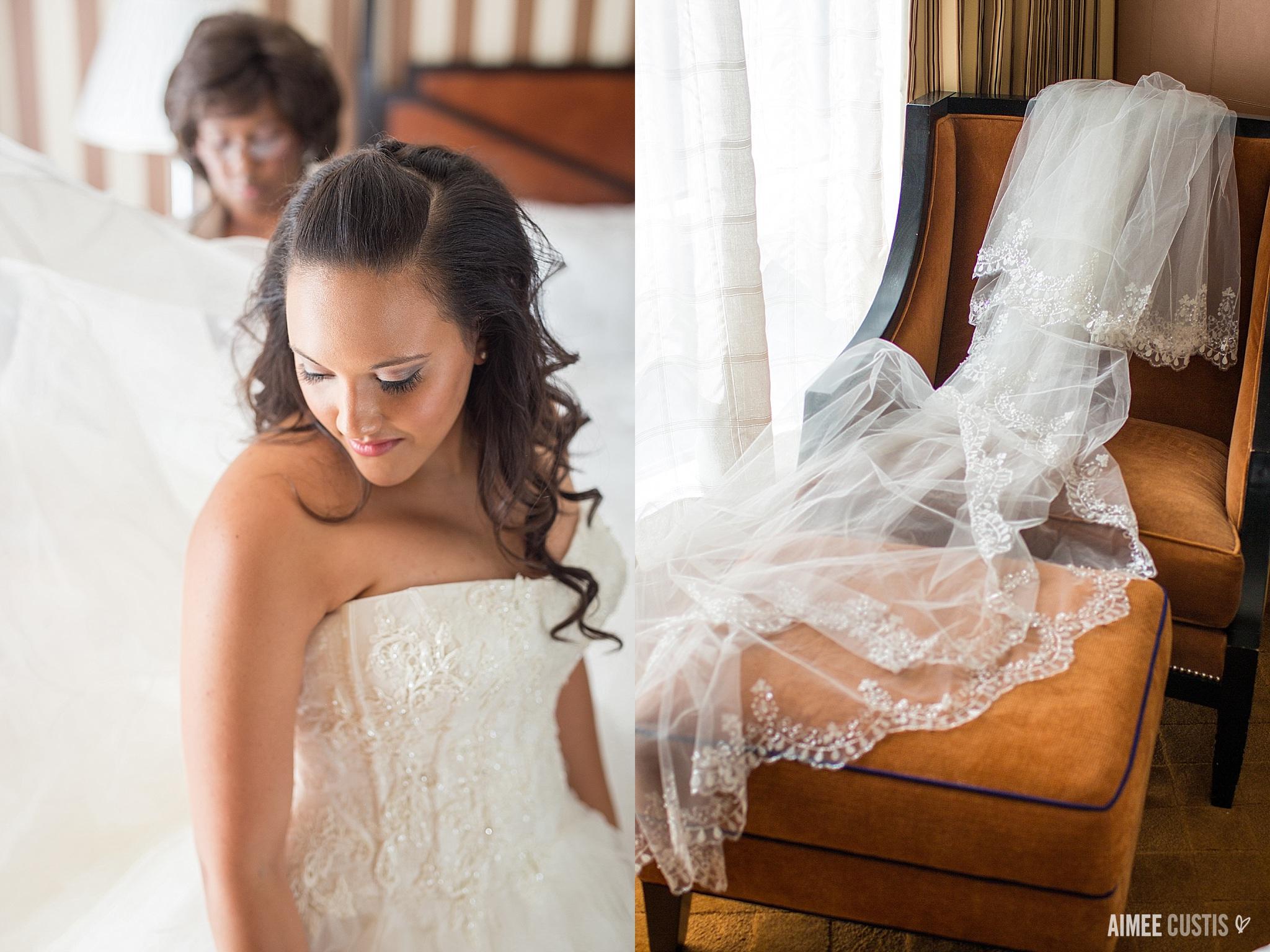 National Harbor wedding photography