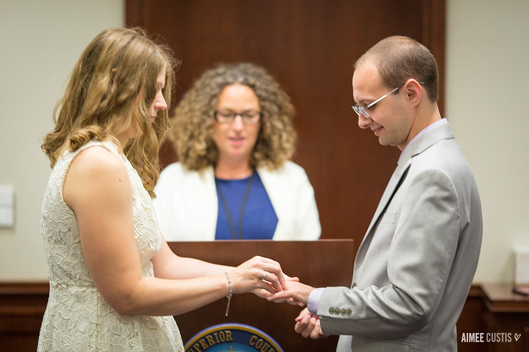 DC courthouse elopement and portrait photography