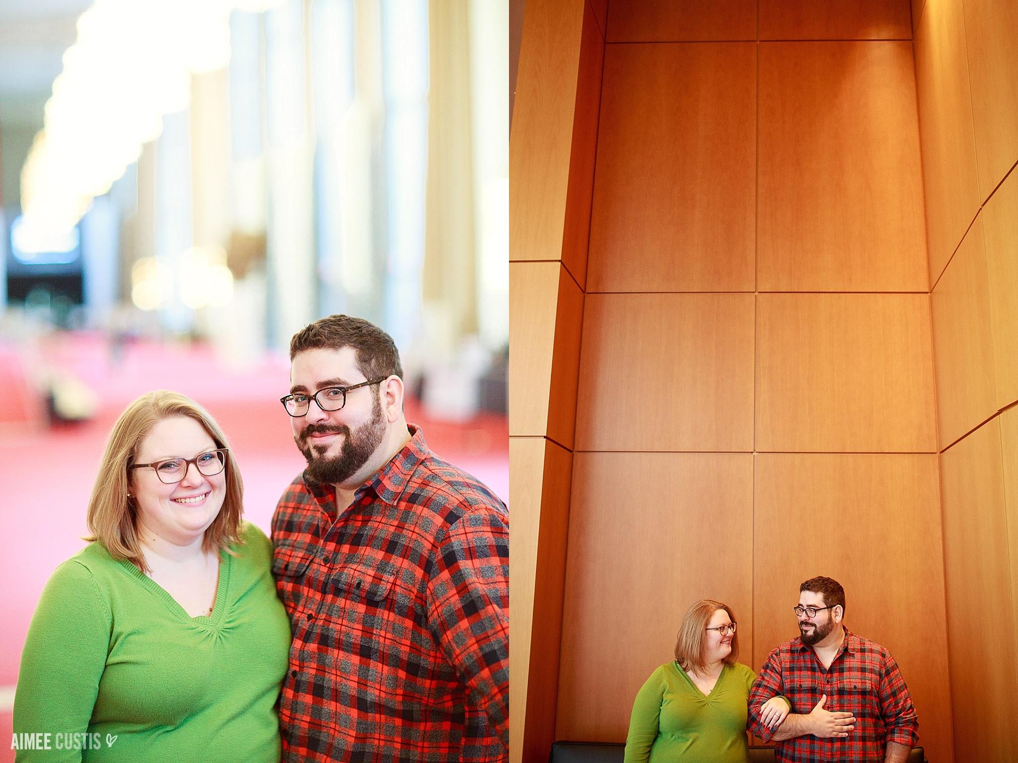 engagement photo locations in Washington DC