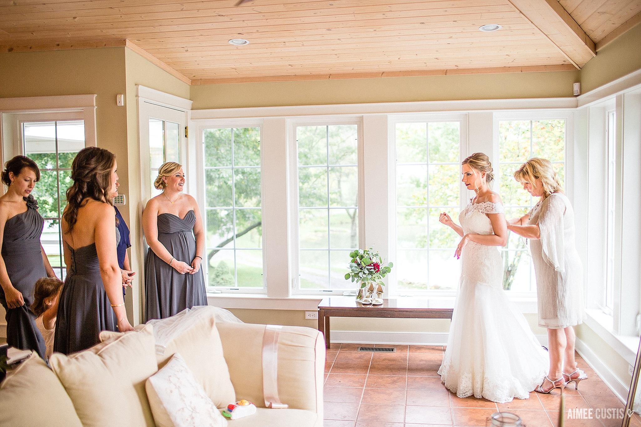 Big Spring Farm Virginia estate wedding photography