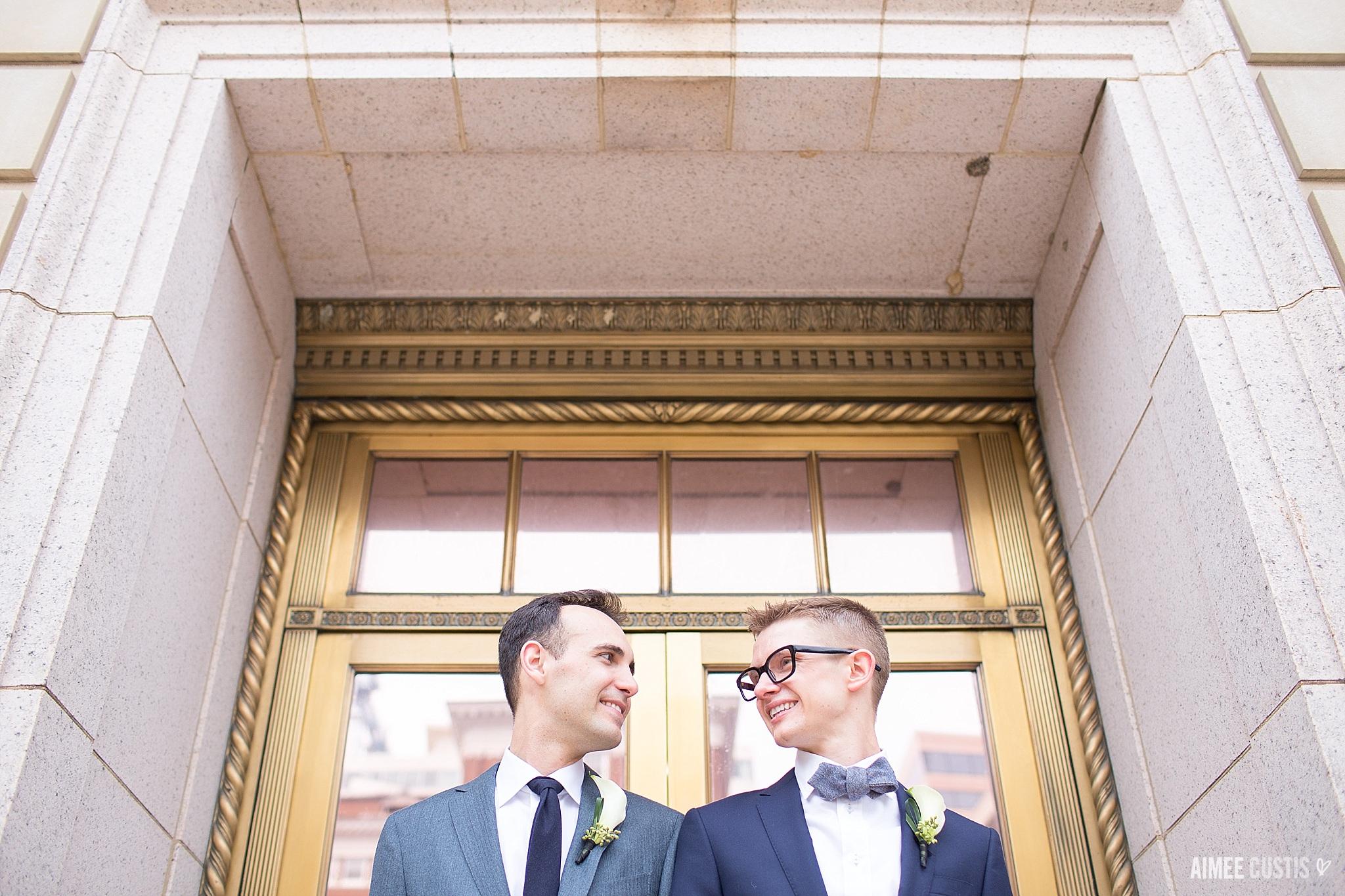 best washington dc same sex wedding photographers