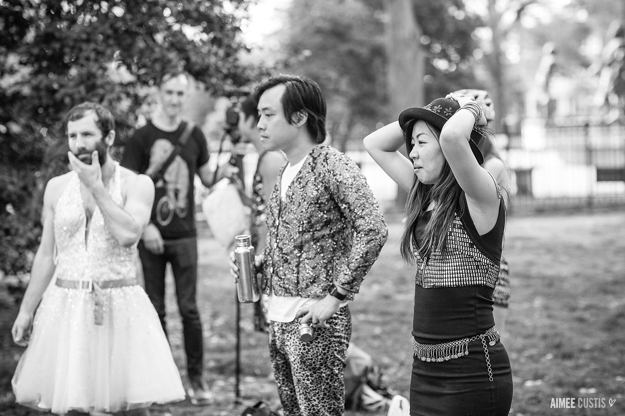offbeat Washington DC wedding photography