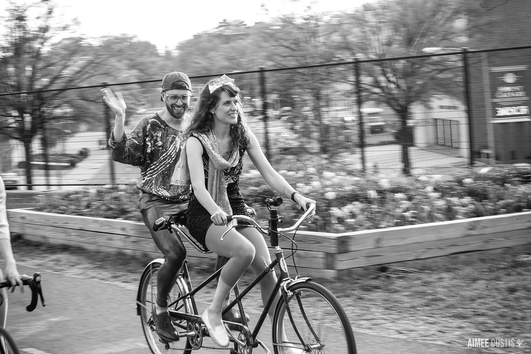 Met Branch Trail bike engagement