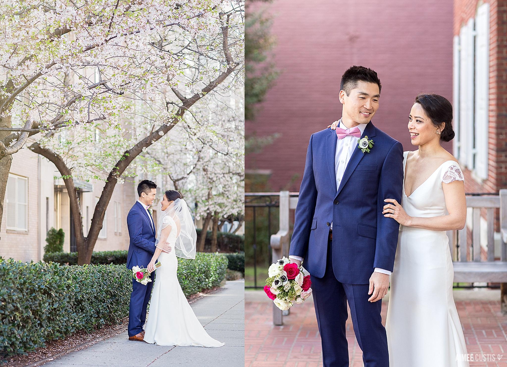 DACOR Bacon House wedding photography