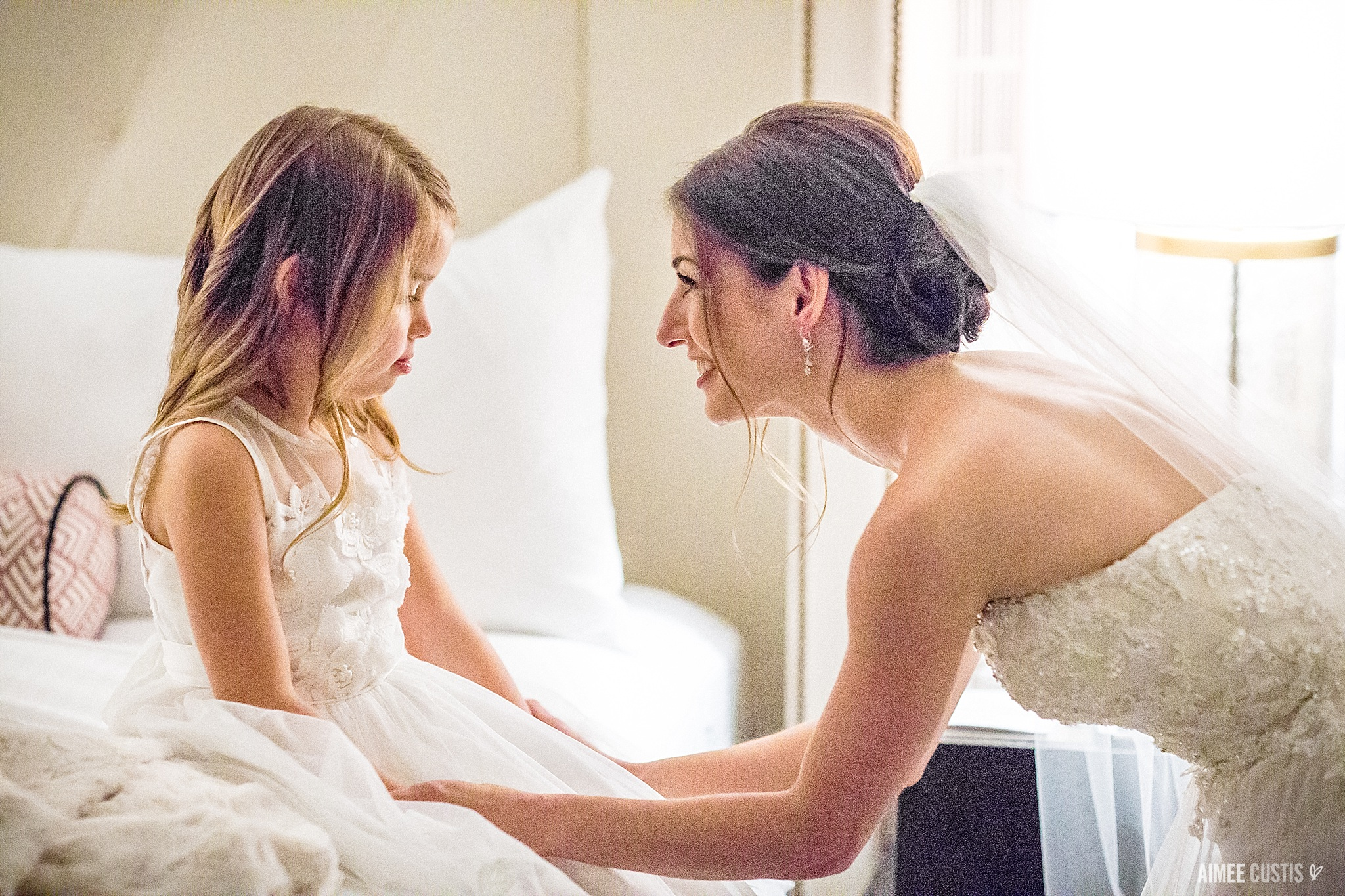 The Barns at Wolf Trap Childrens Theater wedding photography Aimee Custis Photography Fairmont Hotel