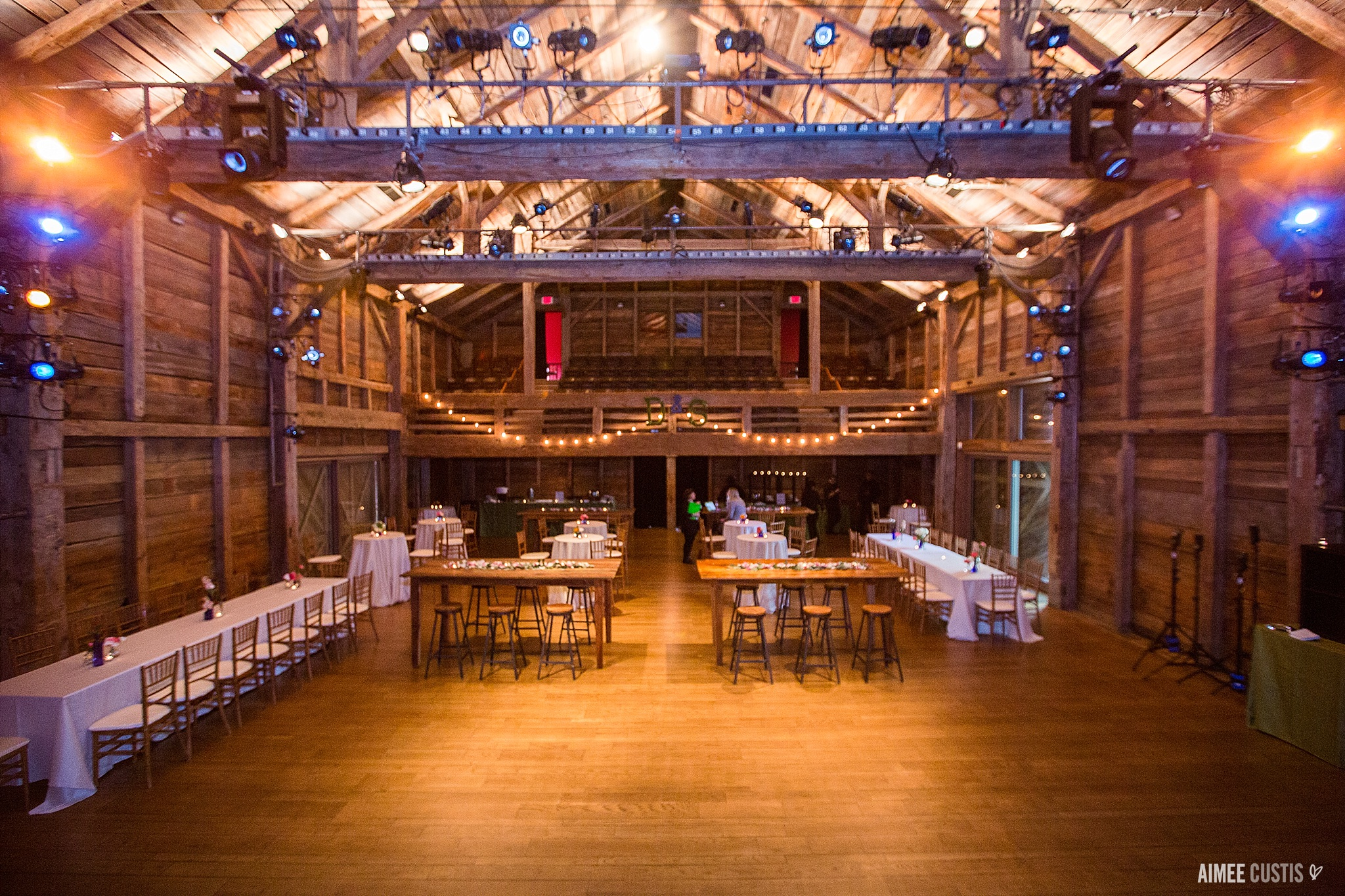The Barns at Wolf Trap Childrens Theater wedding photography Matt Ha for Aimee Custis Photography