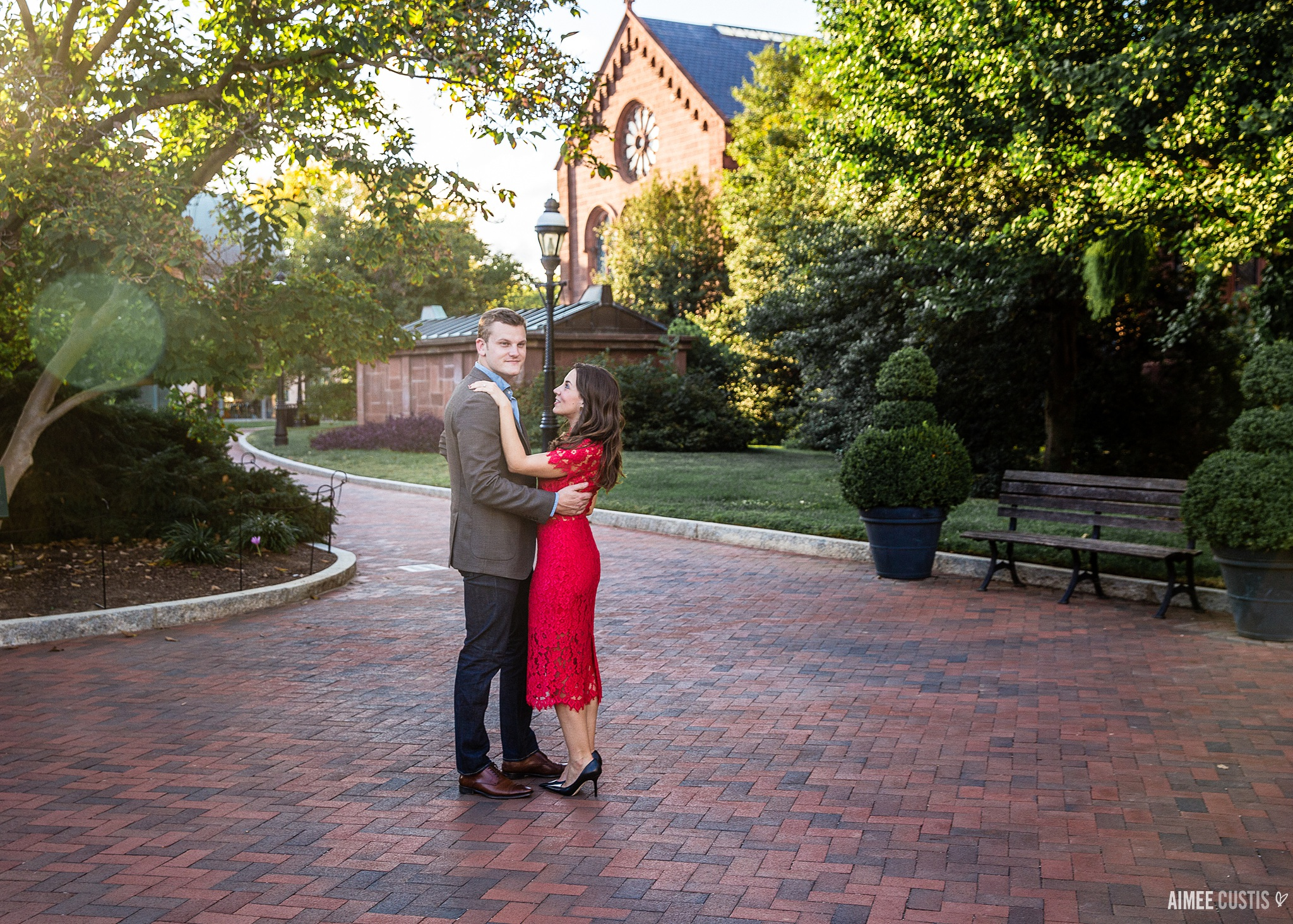 best Washington DC engagement photographers