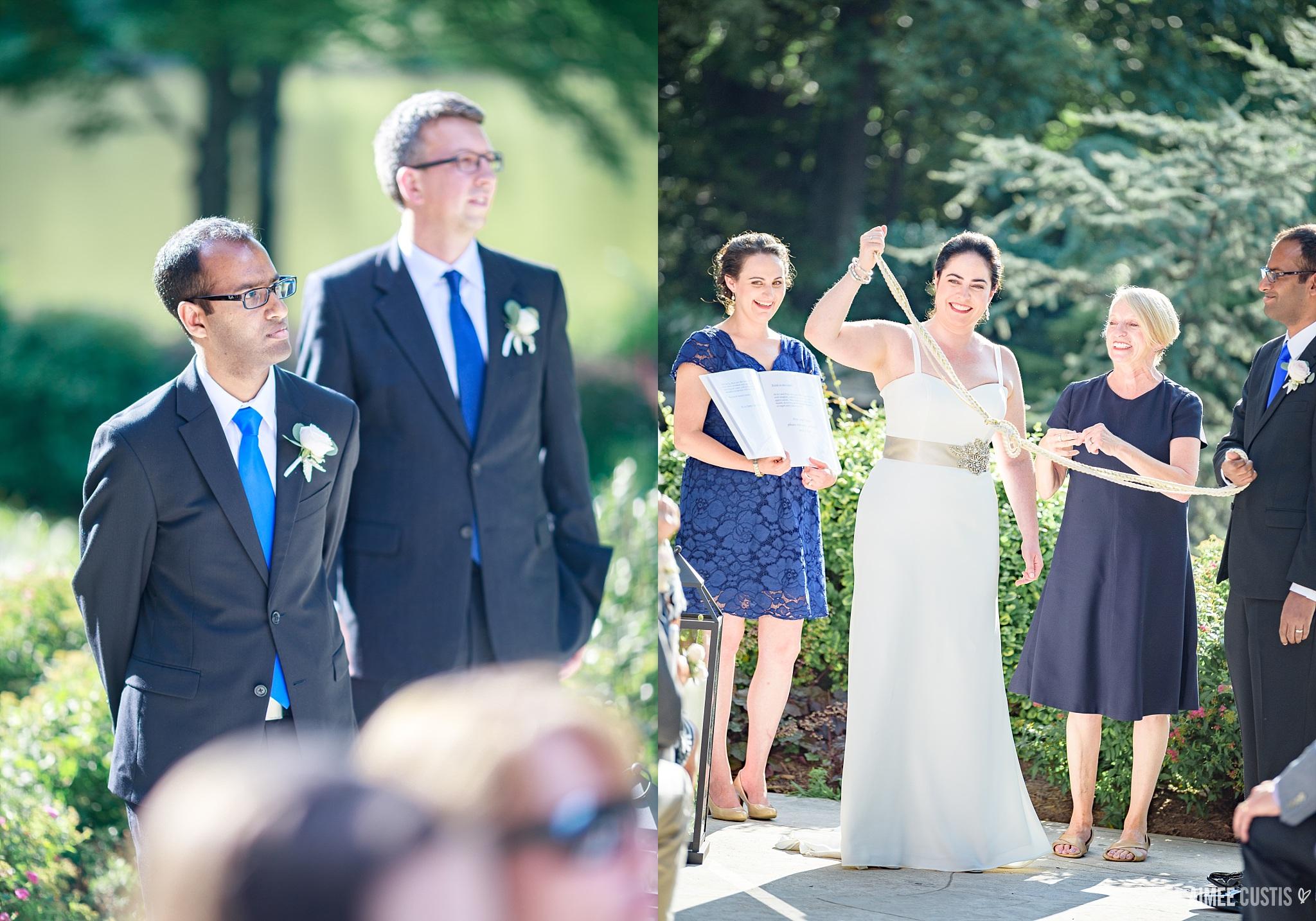 Northern Virginia wedding photographers 2941 Restaurant wedding photography